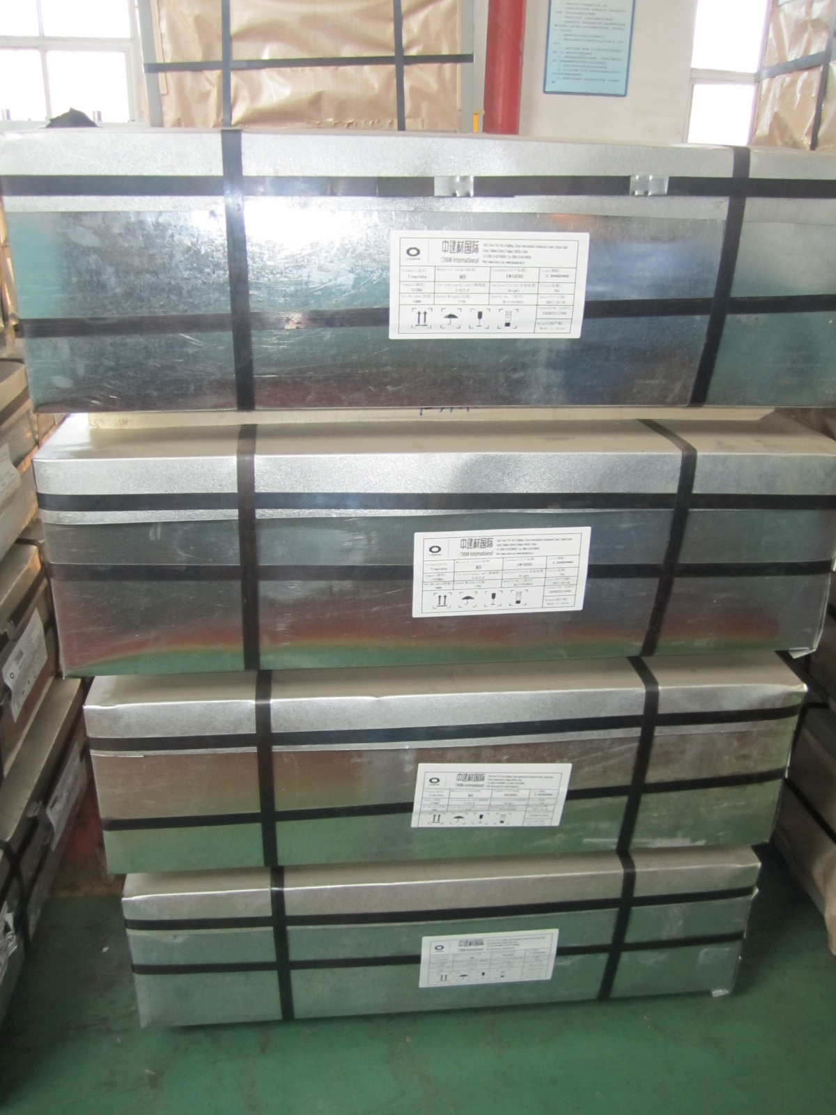 Tinplate For Pencial Box CHBA Best Quality