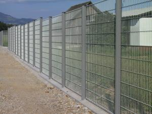 Wire Mesh Fence With High Security