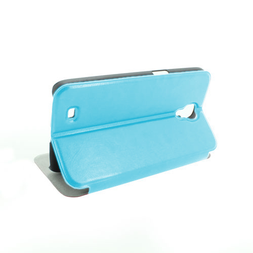 Horizontal Flip Case Cover For Samsung Galaxy I9500 S4 Luxury Shiny Retro PU Leather Case With Card Slot Holder