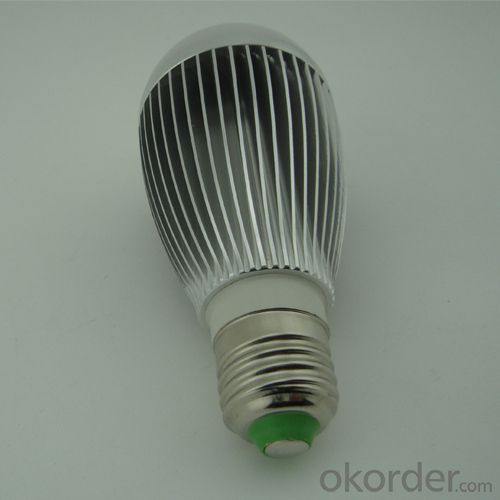 LED Bulb Wide Light Beam