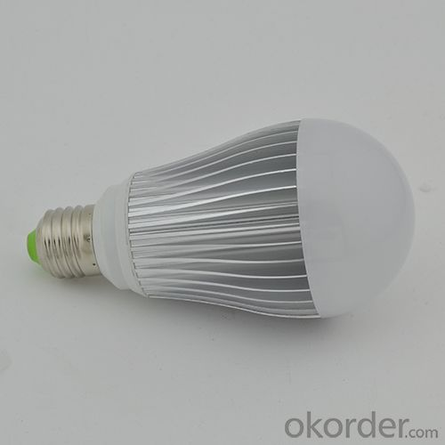 China High Quality E27 12W 85-264V Dimmable LED Globe Bulb Lamp Wide Beam Angle
