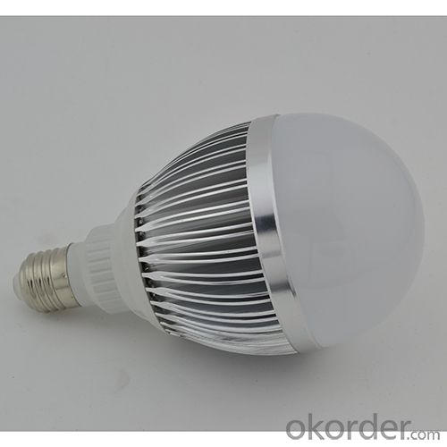China Factory 15W E27 Dimmable LED Globe Bulb Warm Natural Cool White Energy Saving Lights