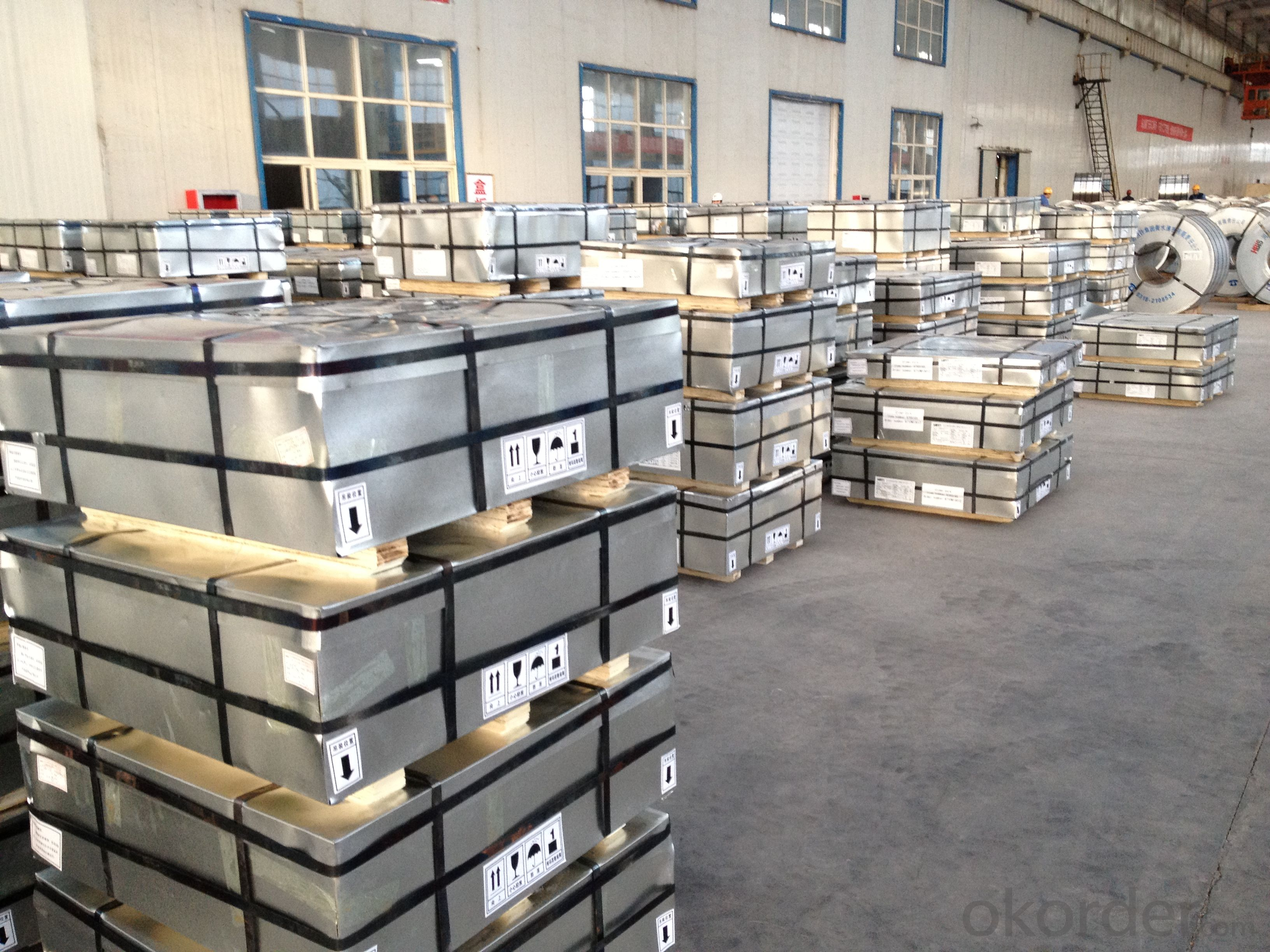 Dubai Market Use Tinplate For Electrical Machinery Parts-CHBA