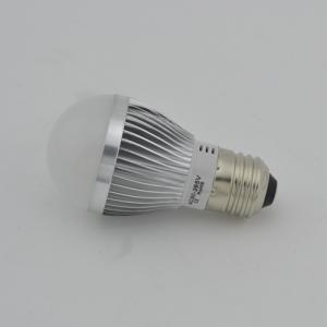 Newest LED Dimmable Bulb PC Cover Wide Light Beam Angle 5W E27