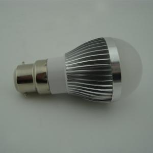 LED Bulb PC Cover Wide Light Beam Angle 5W E27