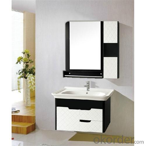 2014 Modern Pvc Bathroom Cabinet