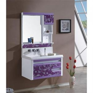 Bathroom Cabinet New Design White Pvc Bathroom Cabinet