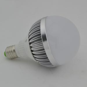 LED Bulb PC Cover Aluminum 4W E27