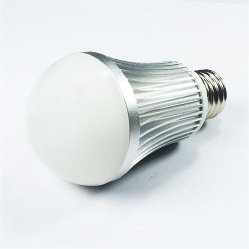 Factory LED Lamp PC Cover Aluminum 10W E27/ E26 810lm 85-265V LED Bulb Light