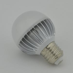 High Quality Dimmable 4W LED Globe Bulb E27 AC 85V-265V Warm Natural Cool White From China Factory