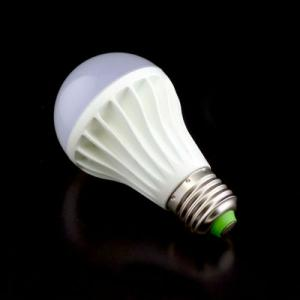 2 Years Warranty  PC Cover LED Lamp Die-cast Aluminum 6W E27/ E26 450lm 85-265V LED Bulb Light