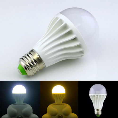 High Quality LED Bulb Light -B range Aluminum +Plastic Radiator Epistar 2835 E27/E14/B22 3W