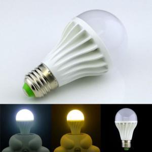 High Quality LED Bulb Light -B range Aluminum +Plastic Radiator Epistar 2835 E27/E14/B22 3W