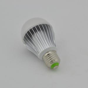 China Factory Quality 6W E27 Dimmable LED Globe Bulb Light Warm Pure Cool White AC 85V-265V