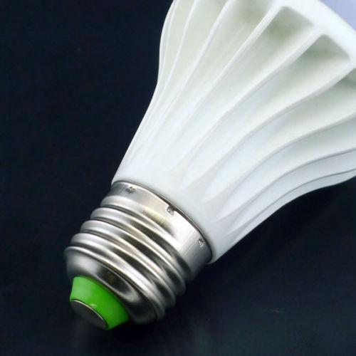 E27/B22 12W LED Bulb Light Aluminum High Effecient Epistar SMD Epistar LED Chip