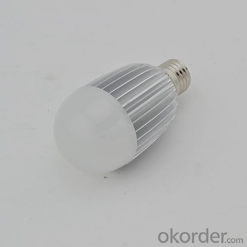 Factory Newest PC Cover LED Bulb Aluminum High Power 27W E27