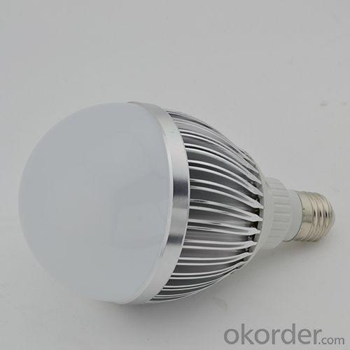 Factory Newest LED Bulb PC Cover Aluminum 24W E27