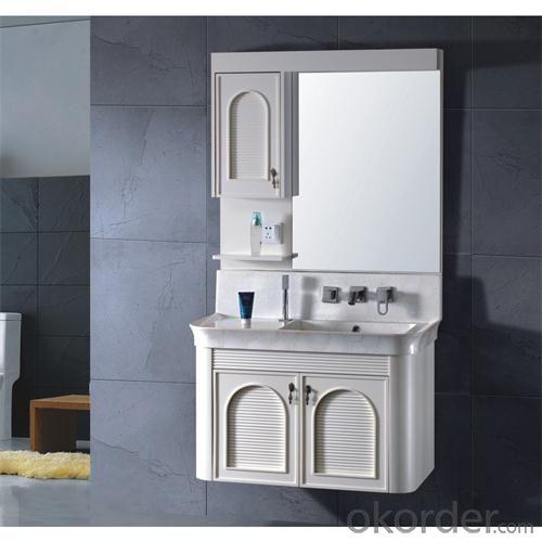 Single Sink Bathroom Vanity White Bathroom Cabinet