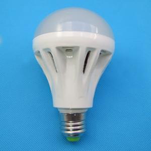 SMD 2835 E27/B22 7W LED Bulb Light -B range Aluminum +Plastic Radiator Epistar