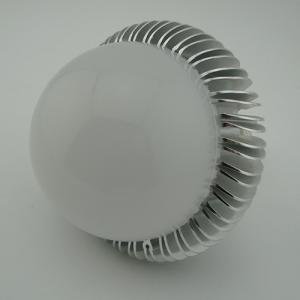 PC Cover LED Bulb Aluminum