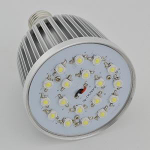 Newest Factory LED Bulb PC Cover Aluminum 18W E27