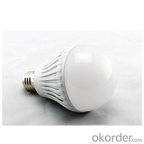 Dimmable LED Bulb Light Aluminum High Effecient Epistar SMD Epistar LED Chip E27/B22 7W CM-AL13