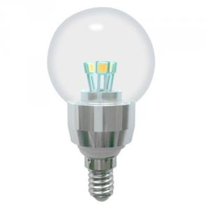Dimmalbe LED Globe Bulb G50 3W E14 180lm 85-265V E12/E14/E17/E26/E27/B15/B22 SMD LED Chip Clear/Frosted/Milky Glass Cover
