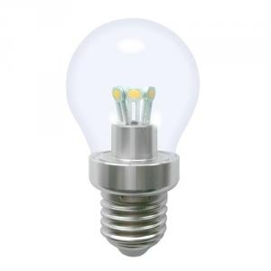 Dimmalbe LED Globe Bulb G50 4W Ra85 200lm 85-265V E12/E14/E26/E27/B15/B22 COB LED Chip Clear/Frosted/Milky Glass Cover