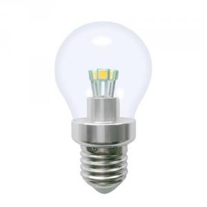Dimmable LED Globe Bulb A50 5W E14 380lm 85-265V E26/E27/B22 SMD LED Chip Clear/Frosted/Milky Glass Cover