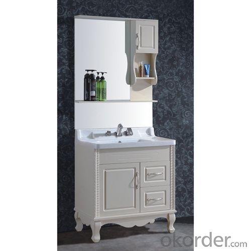 Modern Style Hanging Bathroom Cabinets