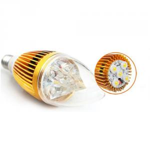 Dimmable Newest LED Candle Bulb