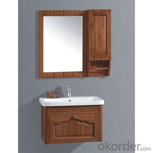 New Design Oak Bathroom Vanity, Oak Bathroom Cabinet