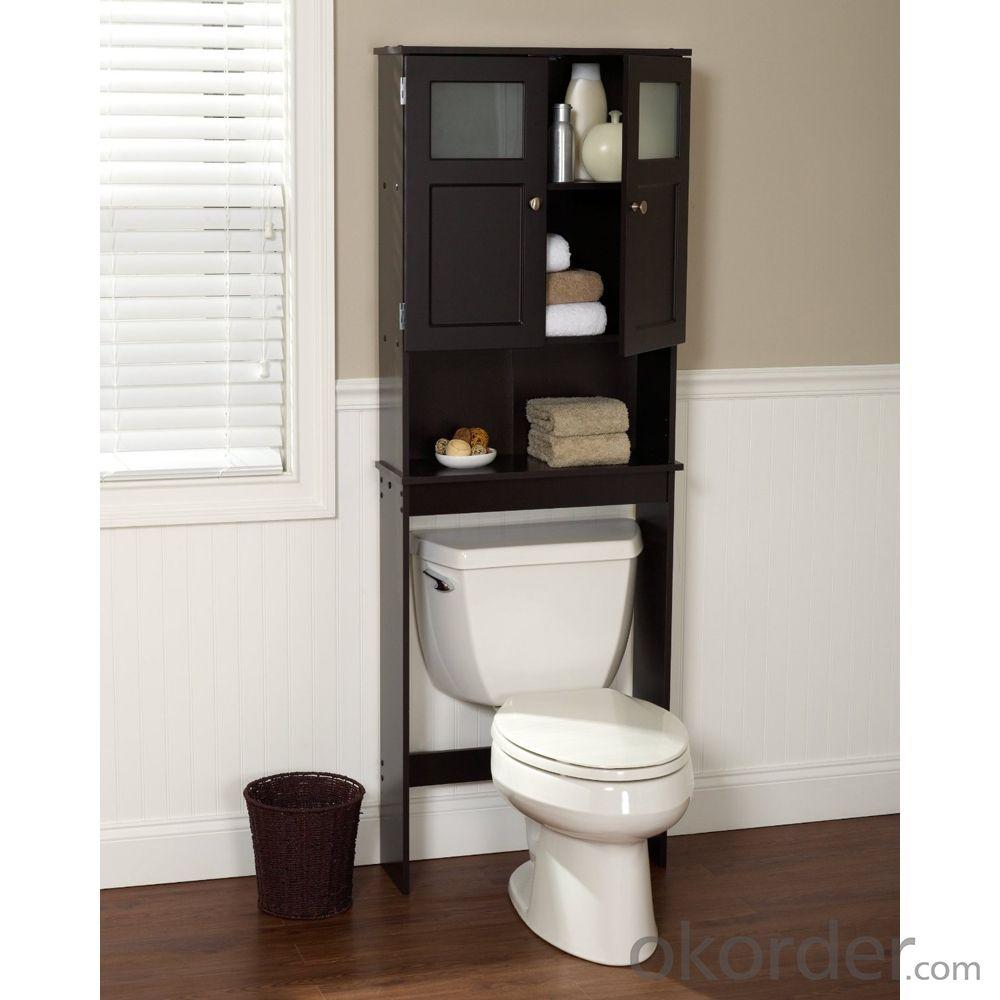 Hot Sale Black Bath Shelf Space Saver