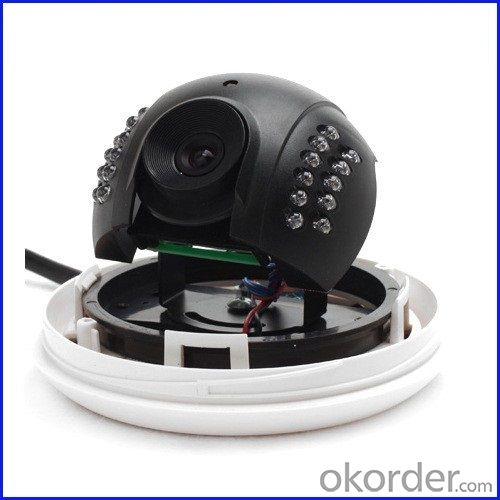 420TVL CCTV Security Dome Camera Series 22 IR LED FLY-304