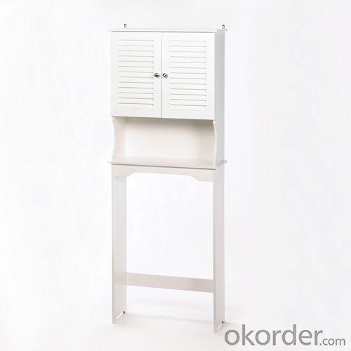 New Design Space Saver Bath Shelf Bath Cabinet