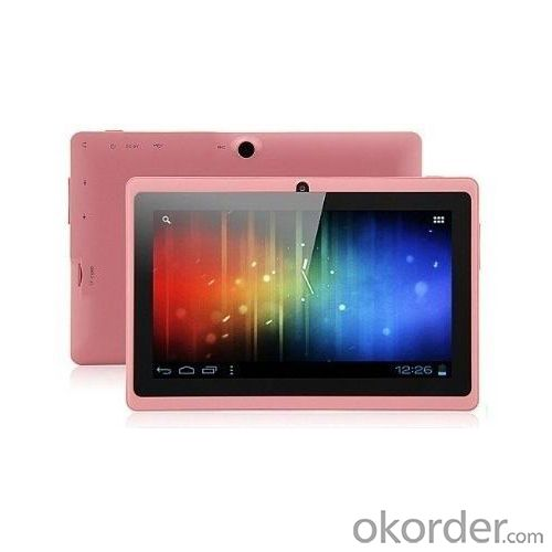 Tablet PC CAM708 M A23 Dual core 512Mb + 4G  7inch