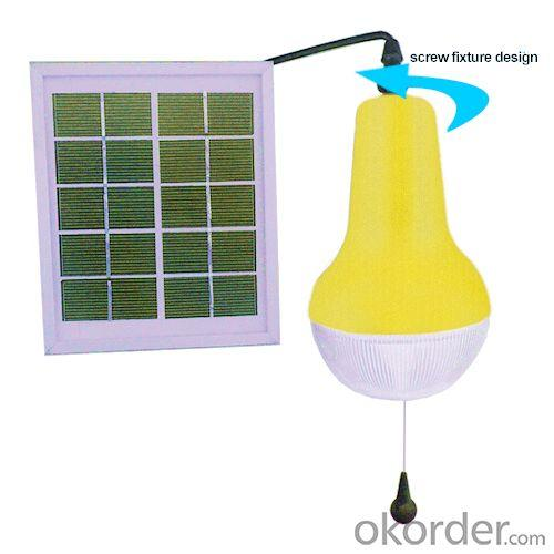 China Manufacture High Quality Rechargeable Solar Lamp Portable LED Solar Lights 150lm 220lm Solar Flashlight Yellow