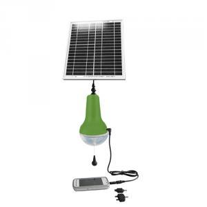 Best Quality China Manufacture 5V Mobile Charge Solar Lamp Portable Solar Power LED Lights 16 LED Solar Lantern Green