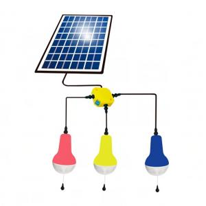 China Professional Supplier Brightest Rechargeable Solar Lamp Lithium Battery 150lm ISO9001 CE ROHS over 1 Year Warranty Red