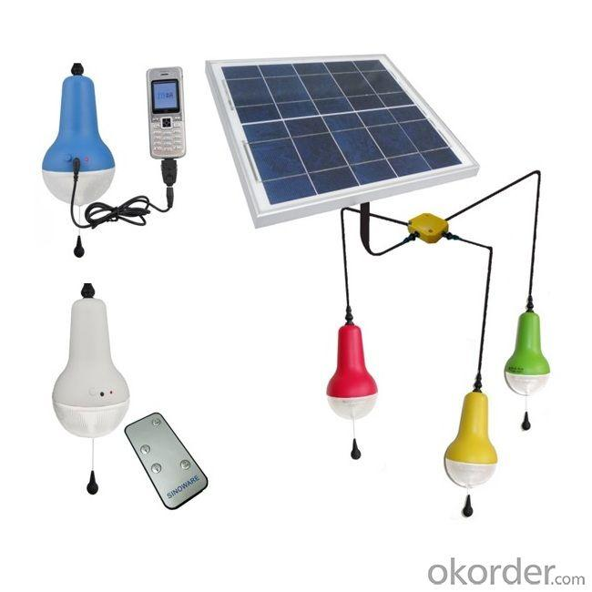 China Manufacture 4400mah 5V Mobile Charge Solar Lamp LED Solar Lights 220lm High Lumens Solar Emergency Lights White