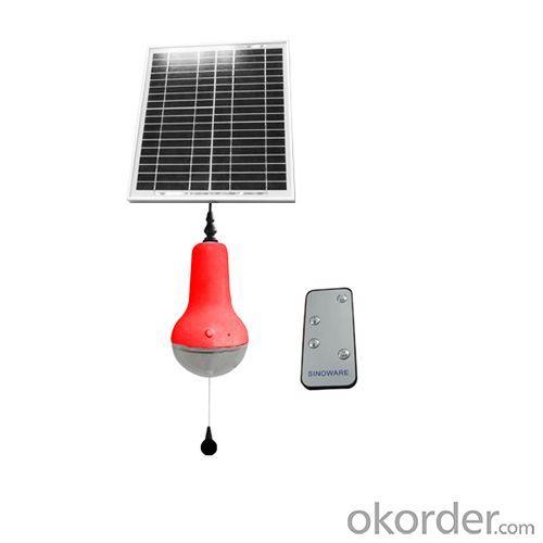 New Hot Wireless Control Solar Lamp Remote Control Solar Lantern 150lm 220lm 360lm Solar Bedroom Light Red