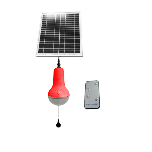 New Hot Wireless Control Solar Lamp Remote Control Solar Lantern 150lm 220lm 360lm Solar Bedroom Light Red