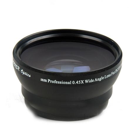Good Quality 58mm 0.45X Wide Angle Lens