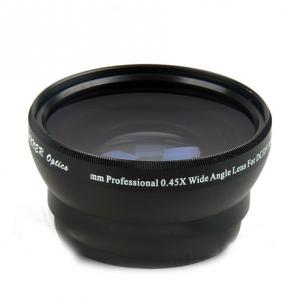 Good Quality 58mm 0.45X Wide Angle Lens