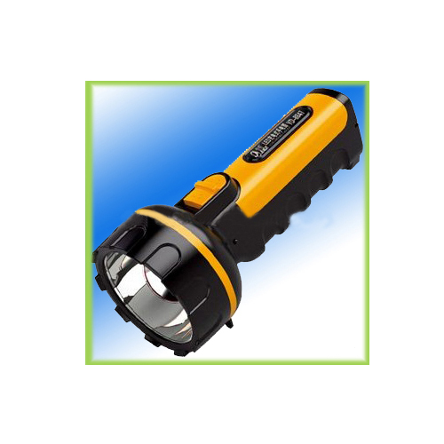 Plastic Led Flashlight