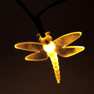 Christmas Dragonfly String Led Decorative Serial Lights