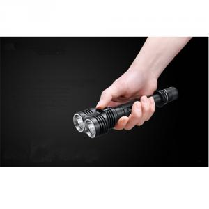 Nite Fighter Max 1200lm 2*Cree XM-L2 LED Cree LED Flashlight