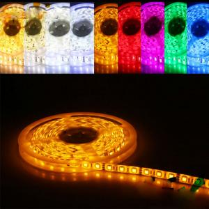 Super Bright Flexible 60Pcs Per Meter 5050Smd Led Strip Light