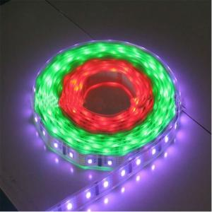 Super Bright Dc12V 14.4W/M 300Led 5050 Smd Waterproof Led Soft Strip Light Led Flexible Strip