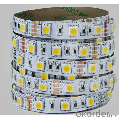 Xmh High Lumen And Quality 5050 Rgb Led Strip